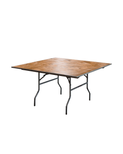 """54"""" x 54"""" Square Table"""