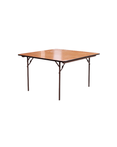 """48"""" x 48"""" Square Table"""