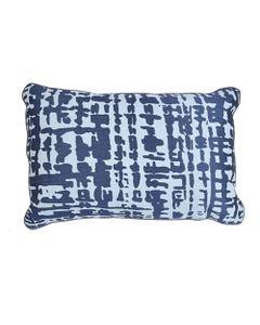 """Azure Ember Pillow 13"""" x 20"""""""