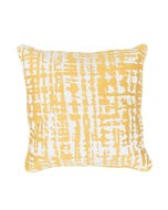 """Canary Ember Pillow 18"""" x 18"""""""