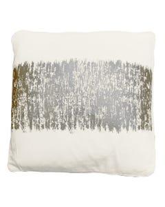 """Silver Agatha Pillow 20"""" x 20"""""""