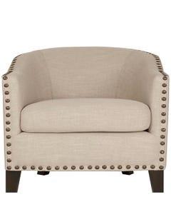 Jute Dutch Club Chair
