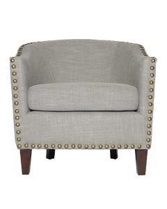 Smoke Dutch Club Chair