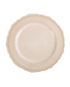 Sienna Lace Dinner Plate