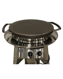 """30"""" Round EVO Cooktop with Cart"""