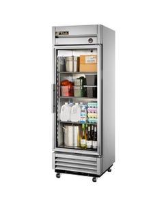 Refrigerator with Glass Door