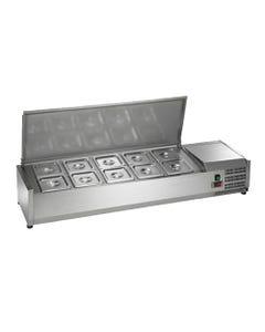 Refrigerated Countertop Prep Unit