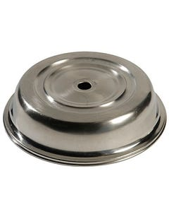 """Stainless Plate Cover 10.5"""""""