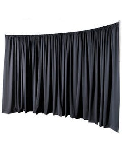 Backdrop Curved Add on Kit 8' High