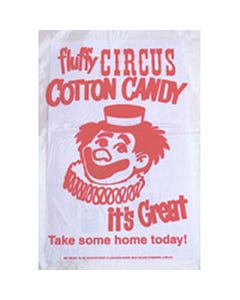 Cotton Candy Bag (100 per pack) - Resale