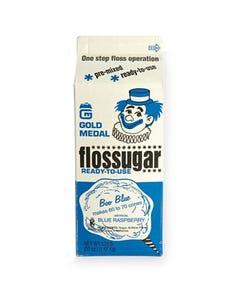 Cotton Candy Blue Floss - Resale
