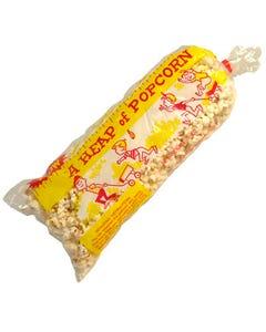 Plastic Popcorn Bag (100 per pack) - Resale