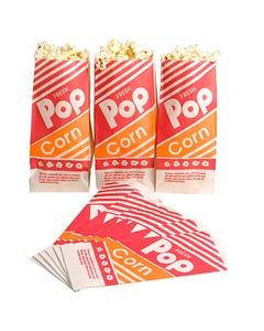 Popcorn Paper Bag (100 per pack) - Resale