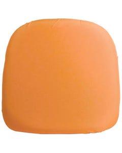 Orange Chair Pad Cover
