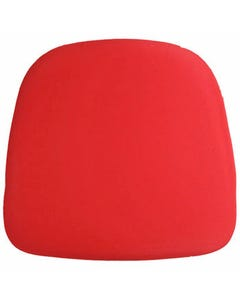Red Chair Pad Cover