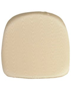 Ivory Bengaline Chair Pad Cover