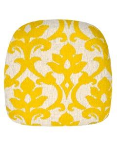 Saffron Harlow Chair Pad Cover