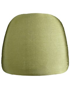 Bamboo Nova Solid Chair Pad Cover
