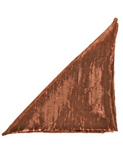 Copper Iridescent Crush Napkin