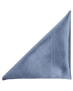 Slate Blue Nova Solid Napkin