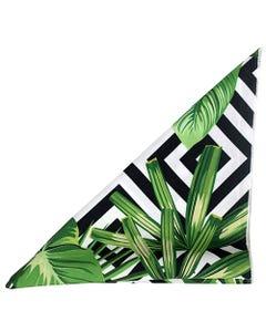 Labyrinth Palm Napkin
