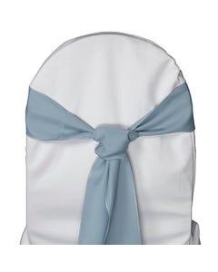 Slate Blue Chair Sash