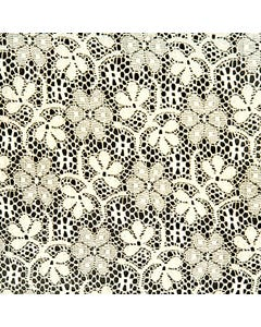 Ivory Lace Runner