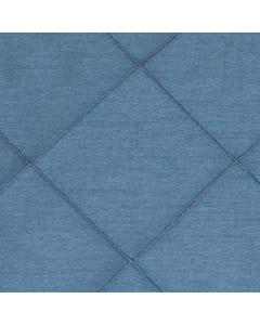 Slate Blue Nova Pintuck