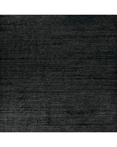 Black Nova Solid Chair Pad Cover