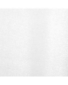 White Sparkle Organza Runner