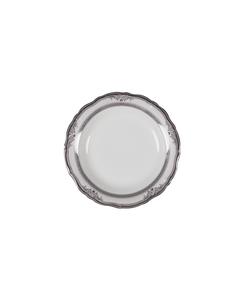 Vanessa Platinum Soup Bowl