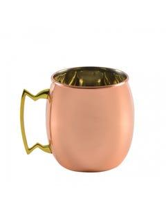 Copper Moscow Mule Mug 17 oz