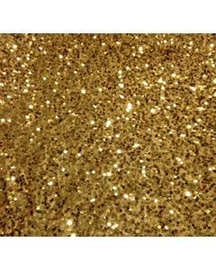 Gold Sequin Taffeta