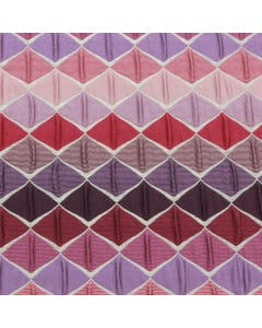 Lavender Quilted Diamond