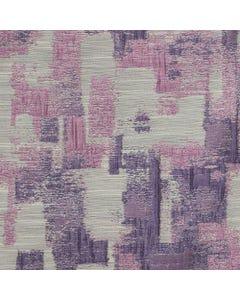"Lilac Brushstrokes Runner 18""W x 120""L"