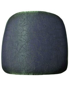 Violet Green Iridescent Crush Chair Pad Cover